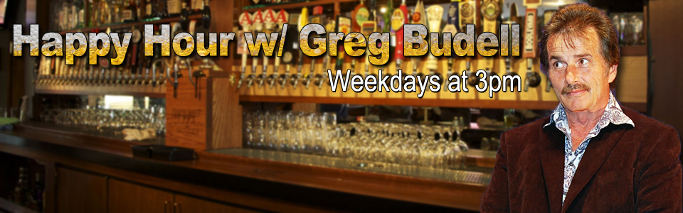 Happy Hour with Greg Budell