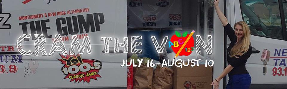 Cram The Van 2018
